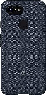 Google Fabric Case Cell Phone Case for Pixel 3 - Indigo Fabric