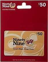 gift cards 99 restaurant