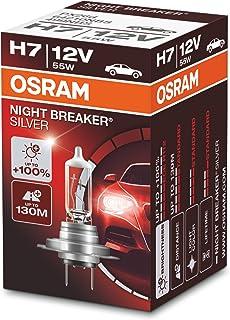 OSRAM Night Racer 50 H4 Projecteur de Moto 64193NR5-01B 12V Blister Individuel