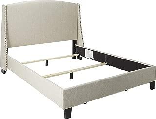 Pulaski  Queen Shelter Back Upholstered Bed, 83.0