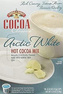 LAND O LAKES Cocoa Single Serve K Cups - Arctic White 10 Cup Box (2)