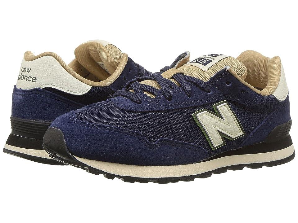 New Balance Kids KL515v1Y (Little Kid/Big Kid) (Pigment/Hemp) Boys Shoes