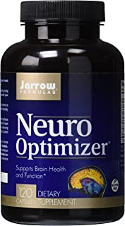 Jarrow Formulas Nuero-Optimizer, Supports Brain Health and Function*, 120 Capsules