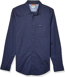 Men's Long Sleeve Original Button Down Washed Shirt