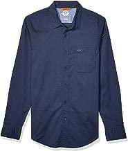 Dockers Men's Long Sleeve Original Button Down Washed Shirt
