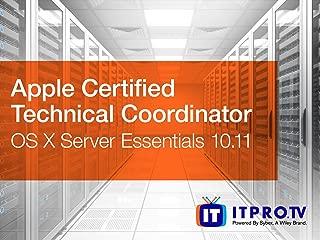 Apple Certified Technical Coordinator 10.11