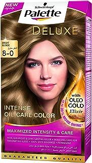 Palette Deluxe 8-0 Bright Blonde, 50 ml