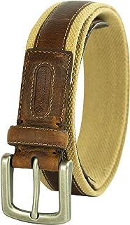حزام كلاسيكي للرجال من Columbia - عمل كاجوال مع تصميم غرزة