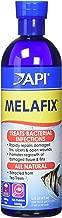 API (2 Pack) Melafix Antibacterial Fish Remedy 16-Ounce Bottles