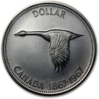 canada 1967 gold