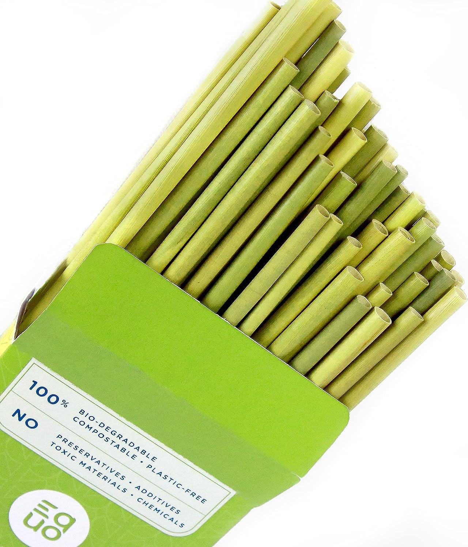 EQUO Grass Straws Biodegradable Washington Mall High quality new Compostable and Plastic-Free