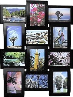 Close Up Portaretratos multiple - Collage [Negro] (10cm x 15cm)