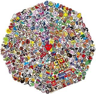 comprar comparacion QWDDECO Sticker Pack (360 PCS) Vinilo Pegatinas para portátiles, botellas de agua, equipaje, monopatín, PS4, Xbox one, Iph...
