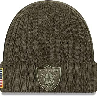 New Era Men's Men's 2017 Salute to Service Cuffed Knit Hat