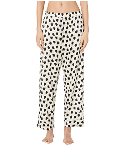 Stella McCartney Tara Ticklng Long Pants (Cream/Black) Women
