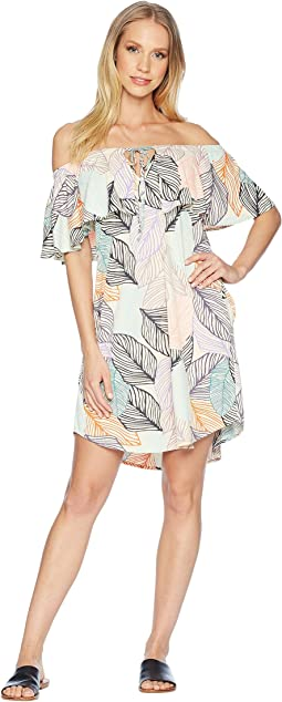 Maaji Rain Shadow Four-Way Dress Cover-Up