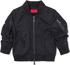 Haus of JR ROC Nation x Devin Tech Bomber Jacket (Black)-Unisex