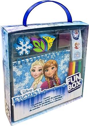 Disney Frozen - Caixa. Coleção Fun Box