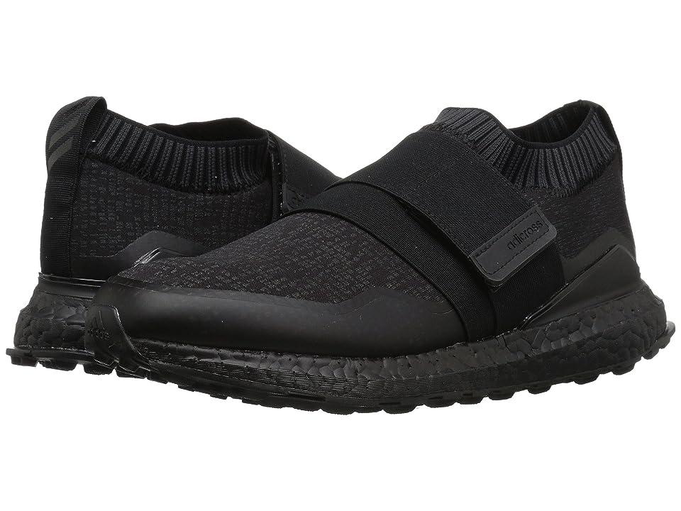 adidas Golf Crossknit 2.0 (Core Black/Carbon/Footwear White) Men