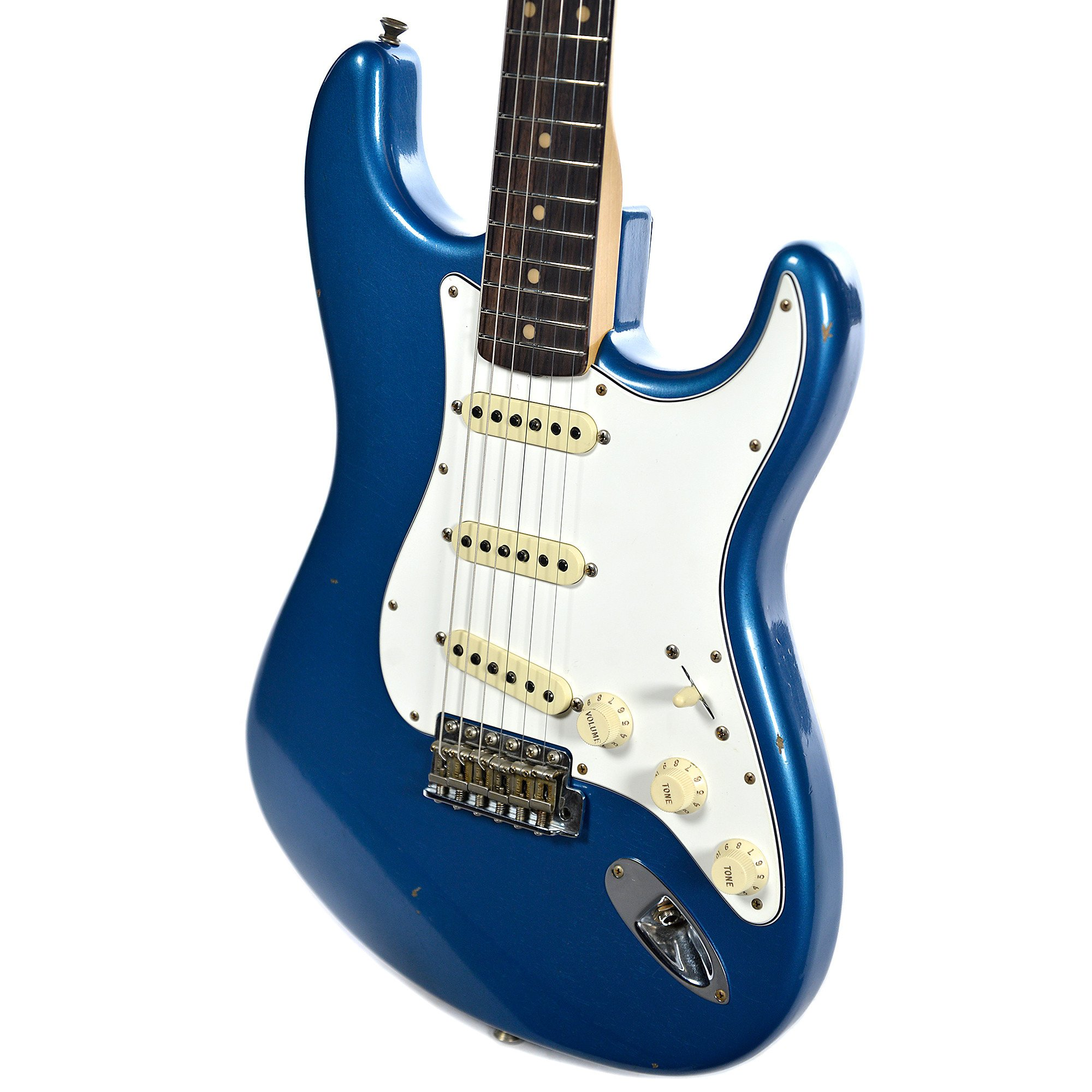 Fender CS 1960 Stratocaster Journeyman reliquia RW años Lake ...