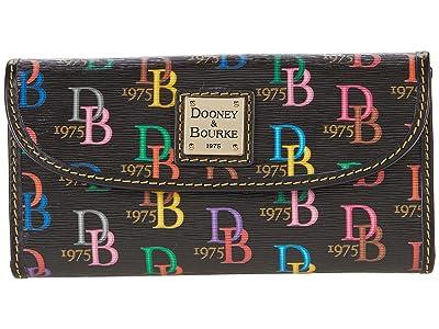 Dooney & Bourke DD 75 Continental Clutch