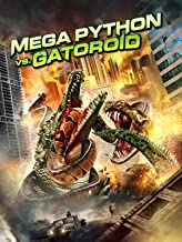 Mega Python vs. Gatorid