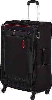حقيبة سفر دونكان ناعمة وكبيرة للأمتعة من أميريكان توريستر، لون أسود، تدور 81 سم