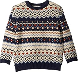 Jacob Crew Sweater (Toddler/Little Kids/Big Kids)