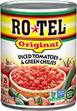 ROTEL Original Diced Tomatoes and Green Chilies, Keto Friendly, 10 Ounce