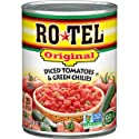 ROTEL Original Diced Tomatoes and Green Chilies, 10 Ounce