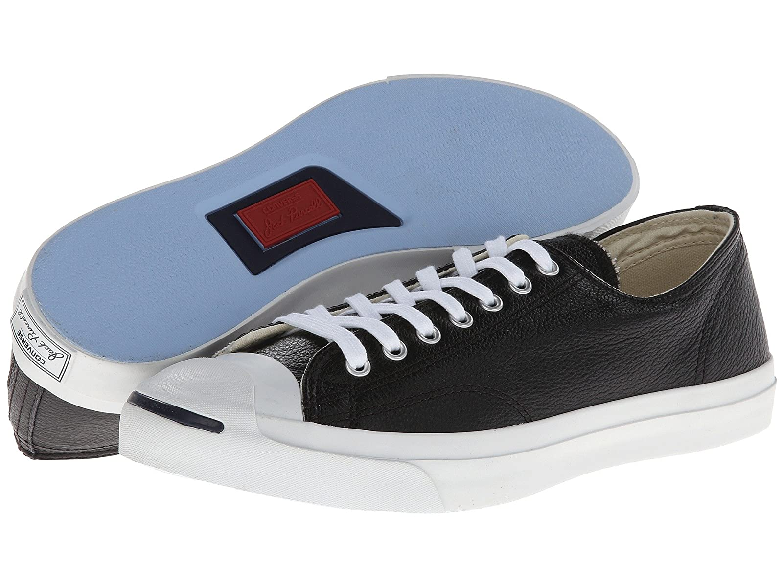 Converse Jack Purcell® LeatherAtmospheric grades have affordable shoes