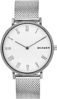 Skagen Hald Women's Silver Dial Stainless Steel Analog Watch - SKW2712