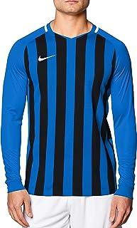 Nike Men's Men's Nike Striped Division III Football Jersey Long Sleeved T-shirt