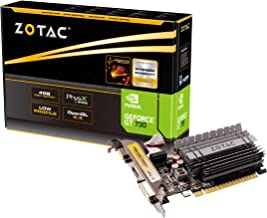 ZOTAC GeForce GT 730 Zone Edition 4GB DDR3 PCI Express 2.0 x16 (x8 lanes) Graphics Card..