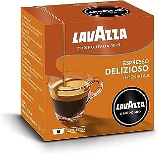 Lavazza Capsule Caffè A Modo Mio Espresso Delizioso - 2 confezioni da 16 capsule [32 capsule]