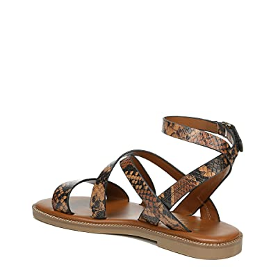 Franco Sarto Kemmer (Brown Snake) Women
