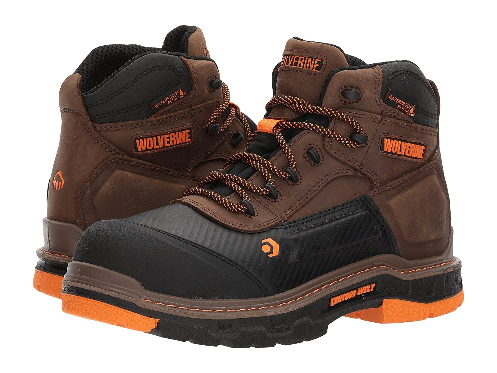 Wolverine Overpass Mid CompositeEconomical and quality shoes