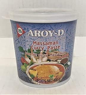 aroy d massaman curry
