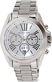 Quartz Silver Dial Men's Watch MK5535