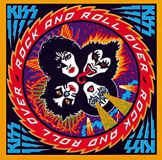 kiss rock n roll over