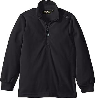 CMP Boys' Fleeceshirt Funktions Rolli Fleece Shirt