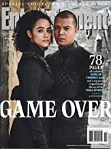 Entertainment Weekly, 15-22 March 2019 | Game of Thrones, Nathalie Emmanuel (
