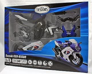 testors motorcycle model kits