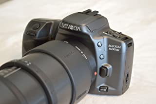 Minolta Maxxum 500si SLR 35mm Camera with 35-70 Zoom Lens