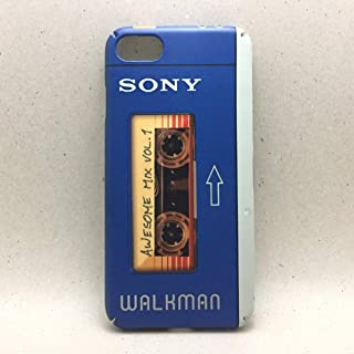 Marvel Awesome Mix Volume Sony Walkman Retro iPhone 6/6s Full Edge Protection Printed Case