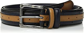 حزام ستاسي ادامز دريكسلر 33 ملم من الجلد الطبيعي