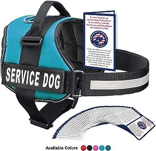 Best blue service dog vest Reviews