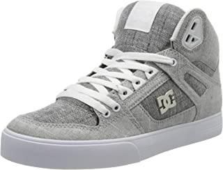 DC Shoes Pure High-Top WC TX Se, Scarpe da Skateboard Uomo