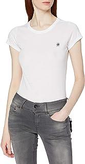 G-STAR RAW Eyben Slim R T Wmn S/S Camiseta para Mujer
