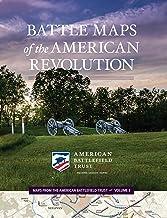 Battle Maps of the American Revolution (Volume 3)